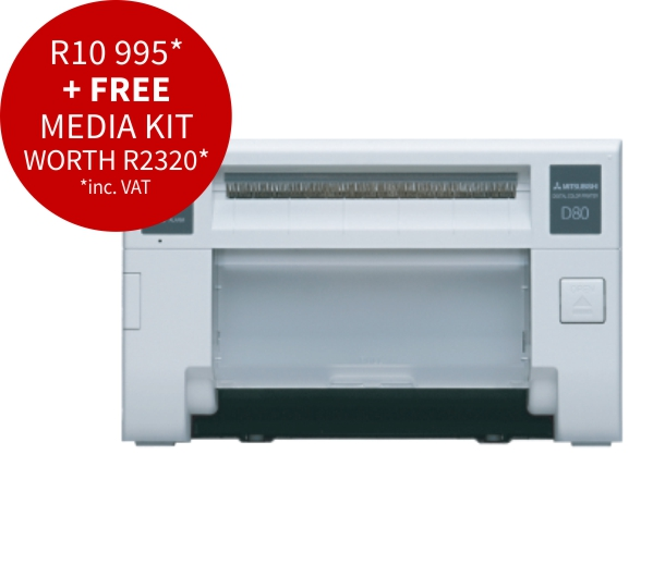 CP-D80DW Photo Printer