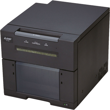 Mitsubishi CP-M1E Photo Printer